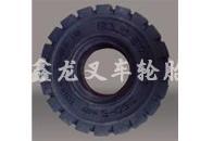 WP650-10轮辋式实心轮胎