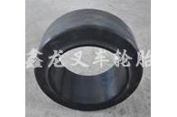 20×8×16钢圈压配式实心轮胎
