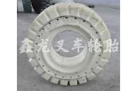 聚氨酯超洁净环保式实心轮胎