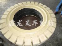 环保式实心轮胎